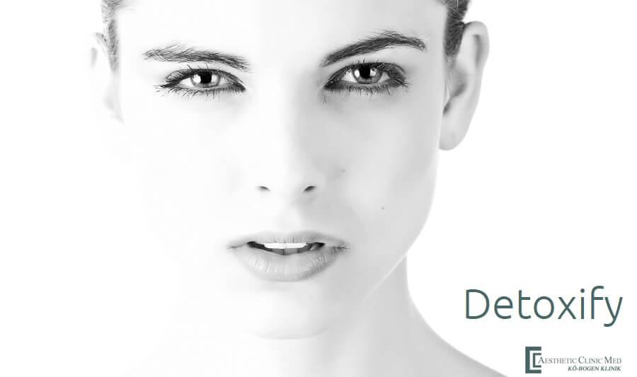 Gönnen Sie Ihrer Haut Detoxify